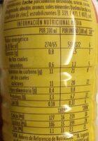 ColaCao Energy - Informació nutricional - es
