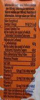 Bifrutas Pascual Tropical - Informations nutritionnelles - es