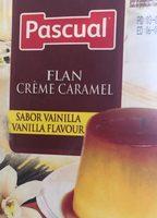 Flan creme caramel - Produit - fr
