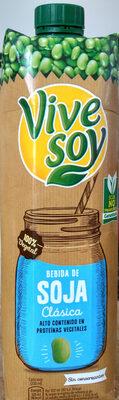 Bebida de soja Natural - Product
