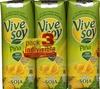 Bebida de zumo de piña & soja - Producto