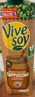 Vive Soy Cappuccino - Información nutricional - es