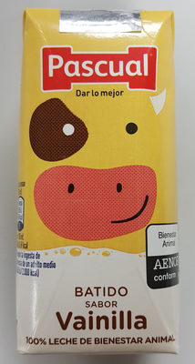 Batido sabor Vainilla - Producto