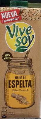 Bebida de Espelta - Producto - es