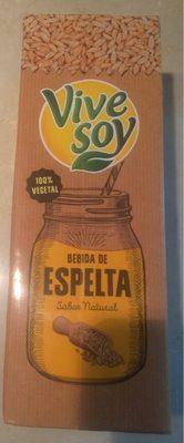 Bebida de espelta - Produit - fr