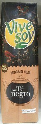 Bebida de Soja con Té Negro - Producto