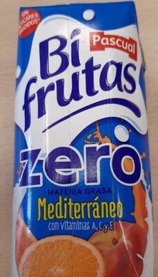 Bio Frutas Zero Mediterráneo - Product