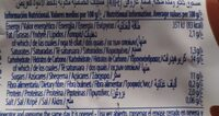 Yogikids Pascual - Informations nutritionnelles - es