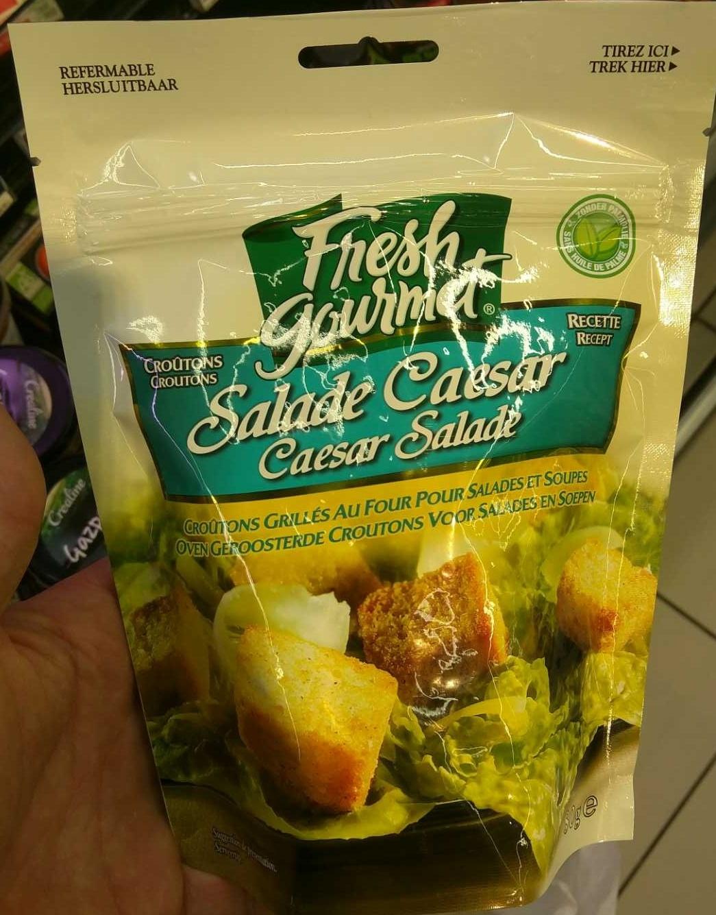 Salade Caesar - Product - fr