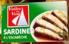 Sardines à l'escabèche - Produit