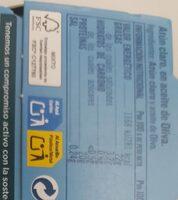 Atún claro, un toque de aceite de oliva bajo en sal - Informació nutricional - es