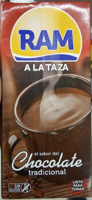 Chocolate a la taza - Produit - fr