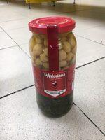Garbanzos Con Espinacas - Ingrédients - es