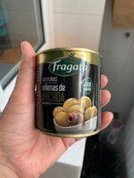 aceitunas rellenas de anchoa - Nutrition facts - es