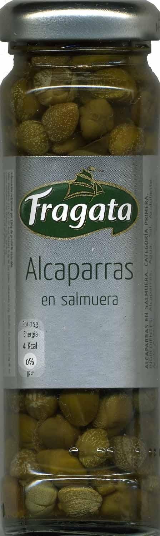 """Alcaparras """"Fragata"""" - Product"""