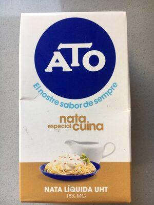 Nata De Cuina Bric De Ato - Producto