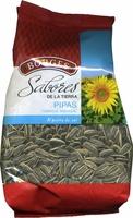Semillas de girasol con cáscara tostadas aguasal - Produit - es