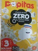 Popitas zero - Product - es