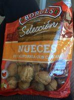 Nueces de California con Omega 3 bolsa 500 g - Produit