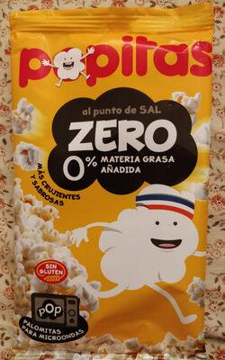 Palomitas Popitas Zero - Producto - es