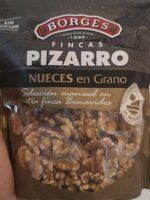 Pizarro nueces en grano bolsa 160 g - Produit