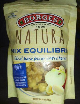 Natura cóctel de frutos secos crudos natural - Produit