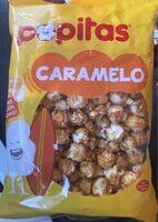 Palomitas bañadas caramelo sin gluten - Prodotto - es