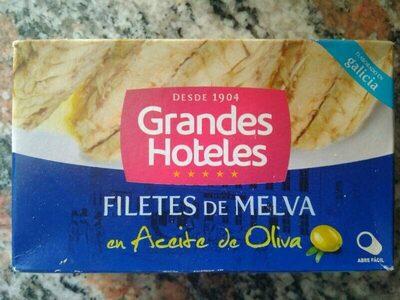 Filetes de Melva en aceite de oliva