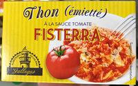 Thon (émietté) à la sauce tomate - Produit - fr