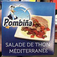 Salade de thon Méditerranée - Product - fr