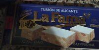 Turron de Alicante - Producto - es