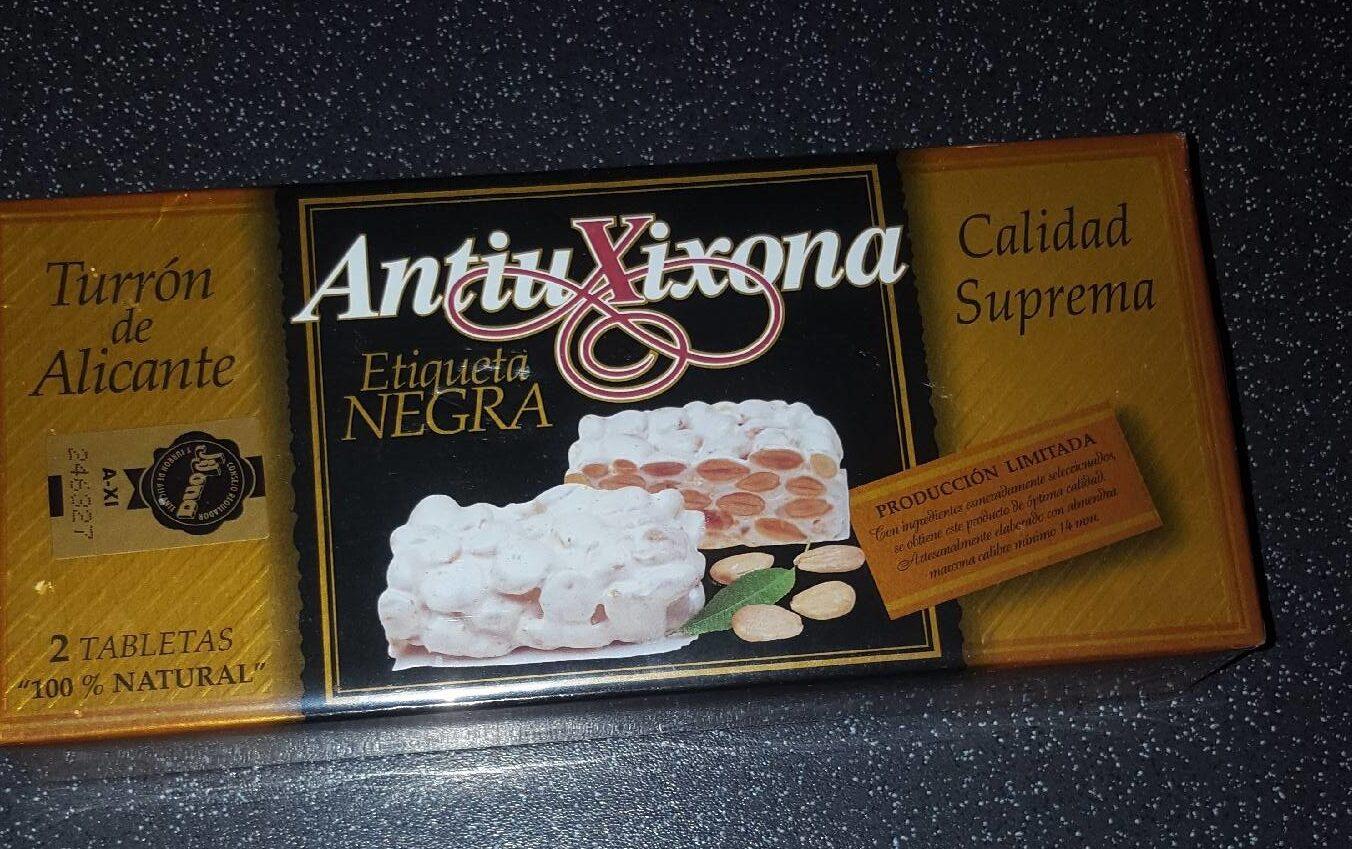 AntiuXixona - Producto - fr