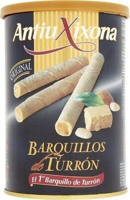 Xixona Original Wafer Sticks Filled with Turrón - Produit - en