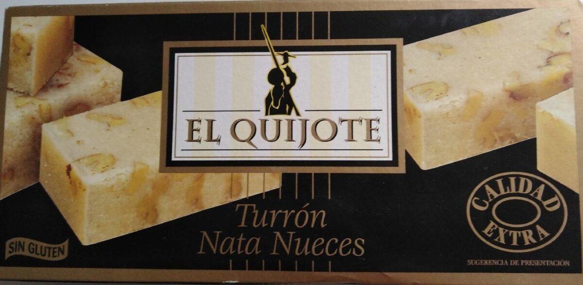Turron Bata nueces - Produkt - fr