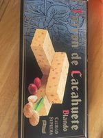 Turrón - Product