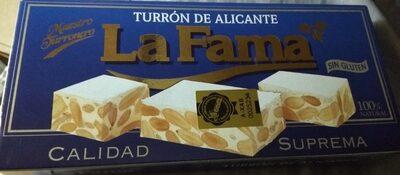 Turrón de Alicante - Product