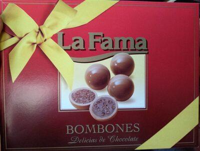 Bombones Delicias de chocolate