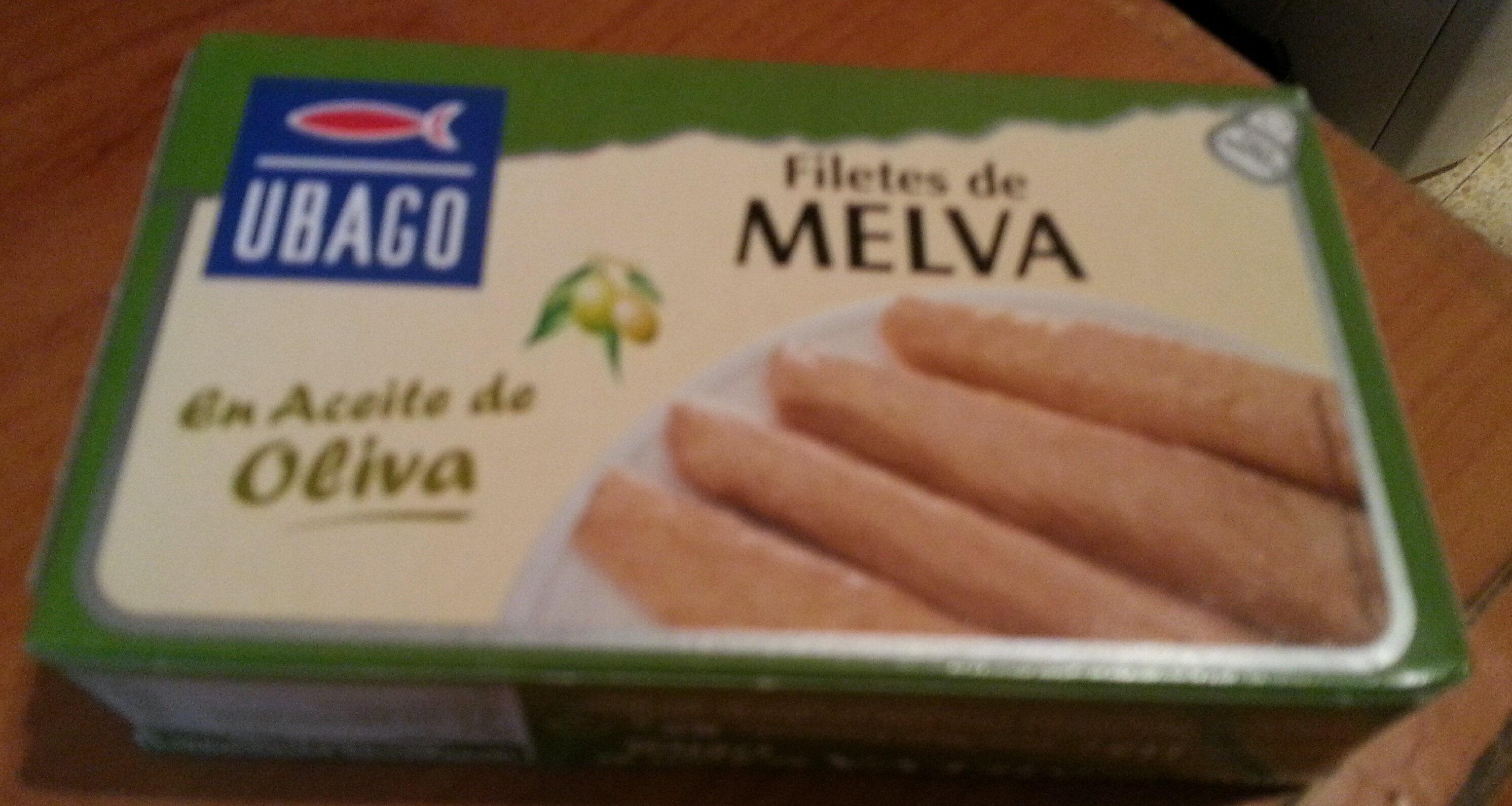Filetes de melva - Producto - es