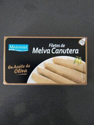 Filetes de melva canutera