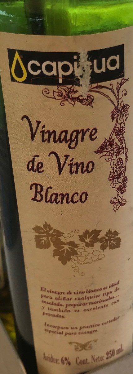 Vinagre de vino blanco - Producto - fr