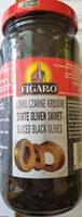 Oliwki Czarne Krojone - Product - pl