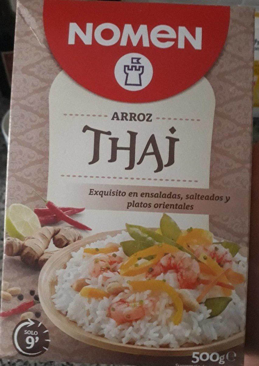 Arroz thai - Product - es