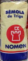 Sémola de trigo - Produit
