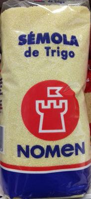 Sémola de trigo - Producto