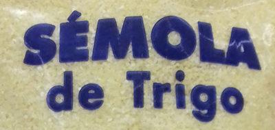 Sémola de trigo - Ingrédients