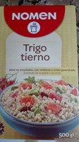 Arroz de trigo tierno - Produit