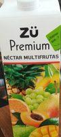 Nectar Multifrutas - Produit - fr