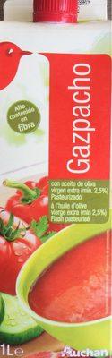 Gaspacho - Producto