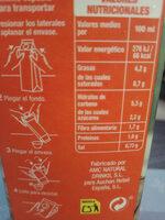 Salmorejo - Instrucciones de reciclaje y/o información de embalaje - es