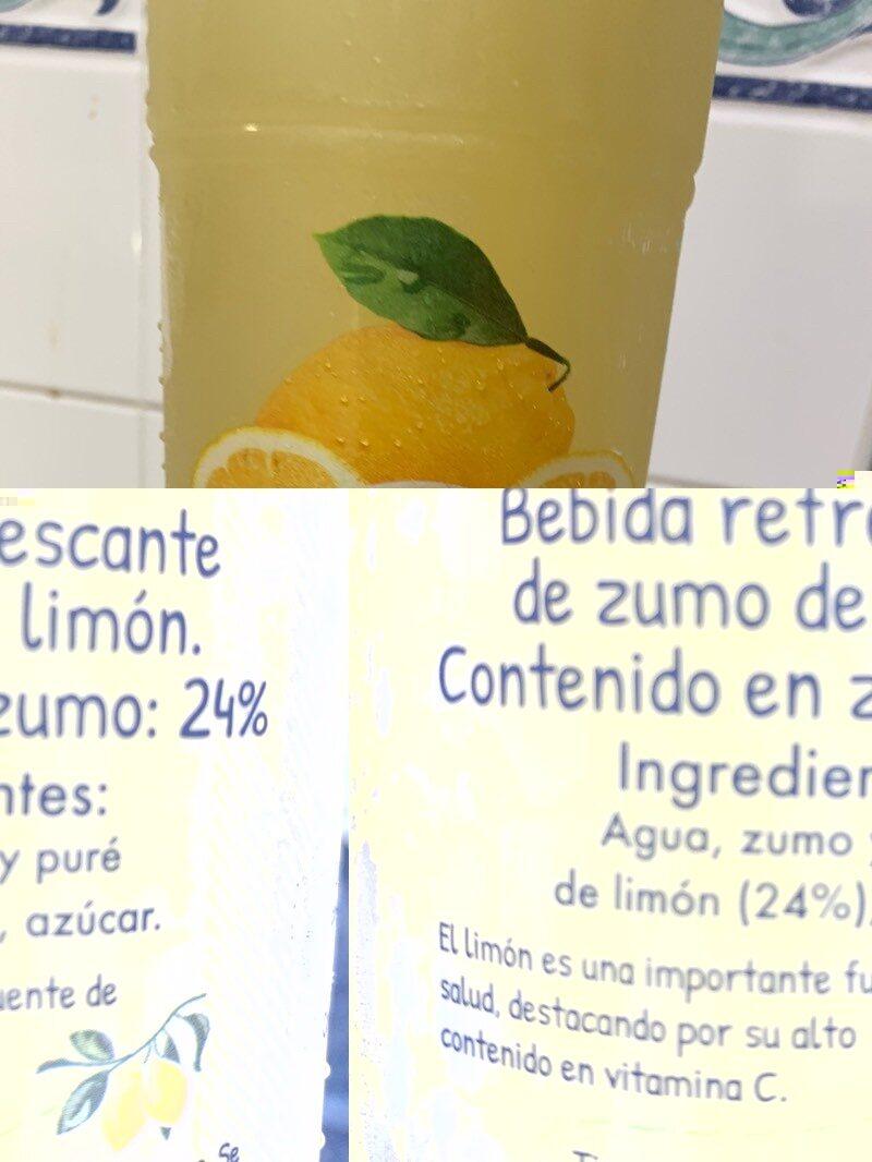 Limonada - Ingredients
